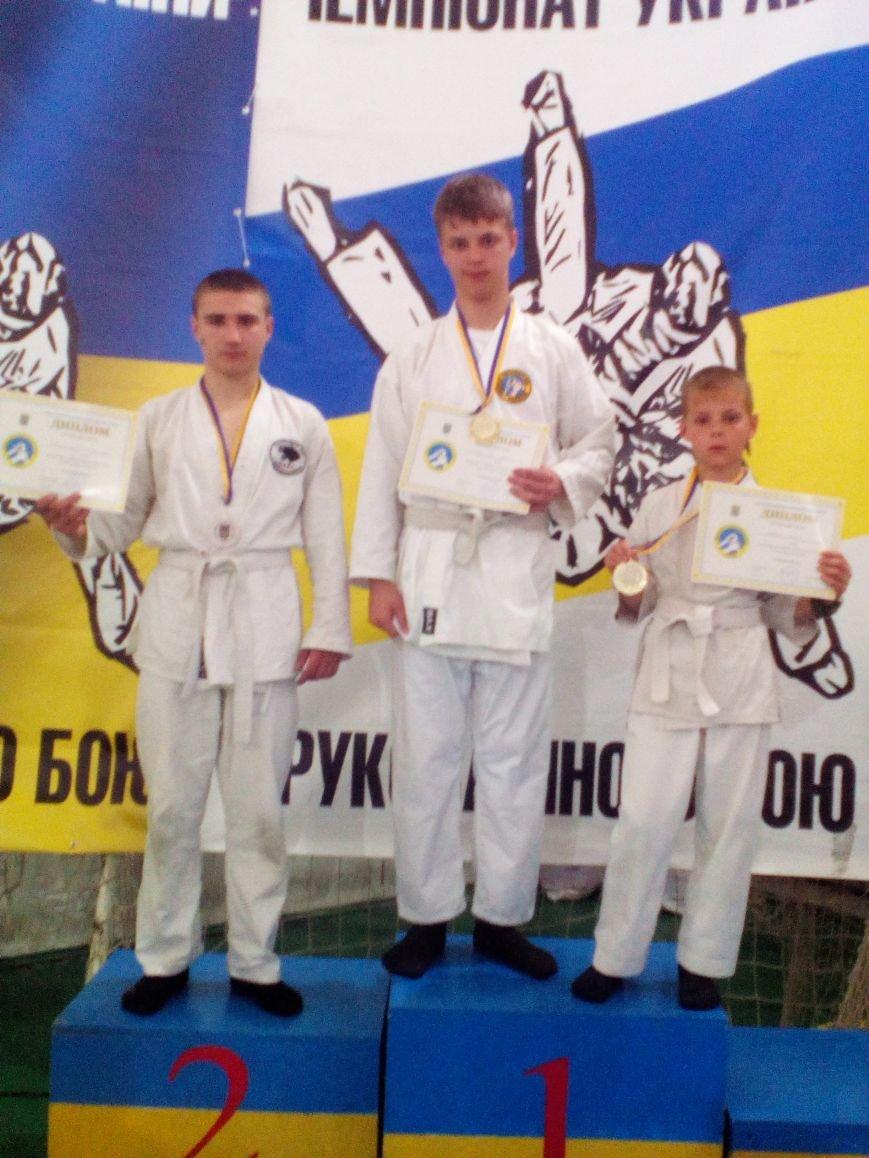Покровські спортсмени успішно виступили на Чемпіонаті України з рукопашного бою, фото-2
