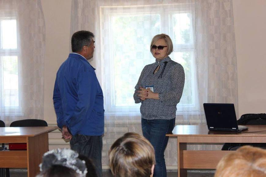В Покровске работников горводоканала консультировали по пенсионным вопросам, фото-1