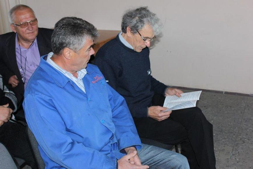 В Покровске работников горводоканала консультировали по пенсионным вопросам, фото-4