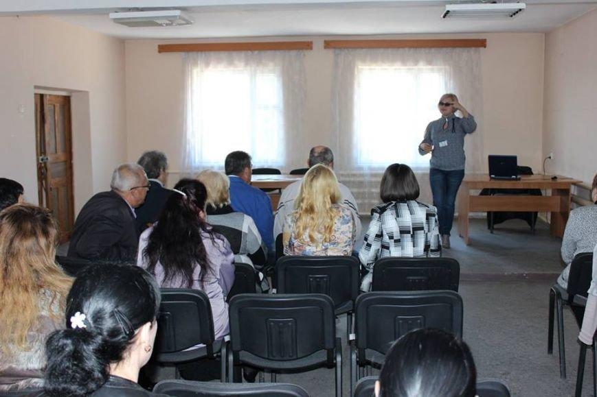 В Покровске работников горводоканала консультировали по пенсионным вопросам, фото-2