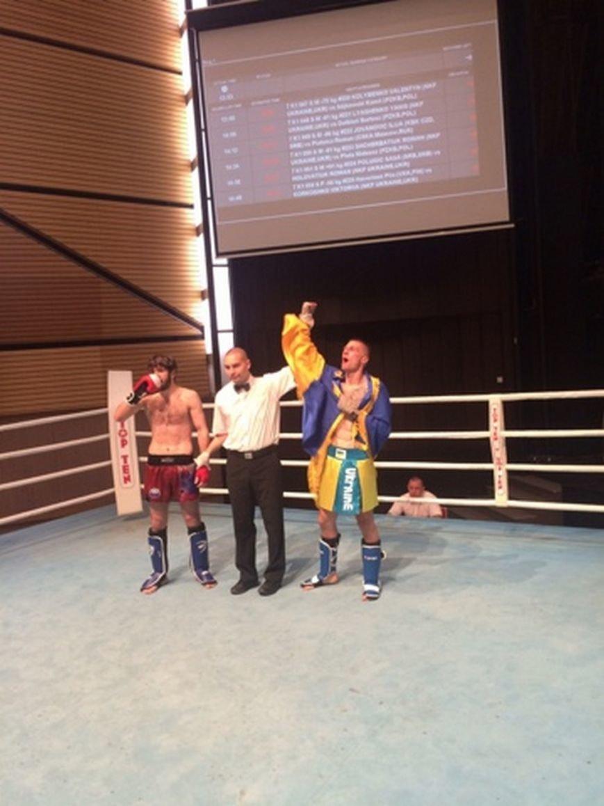 Кам'янчани стали призерами з кікбоксингу, фото-3