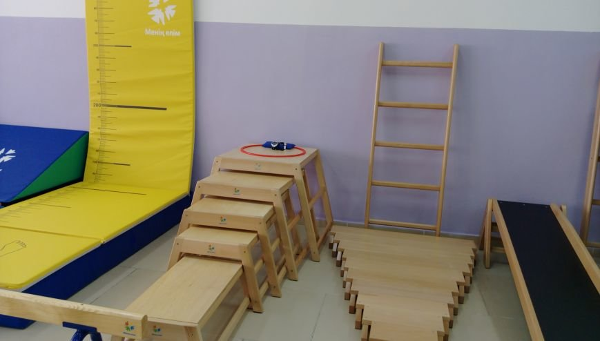 50 школ Мангистау получили спортивный инвентарь, фото-10