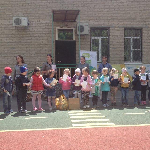 Городской проект «Яркая экология»: награждение победителей в детском саду №118, фото-5