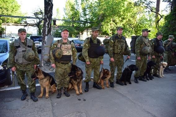 Полиция Донецкой области прошла проверку на боеготовность (ФОТО), фото-1