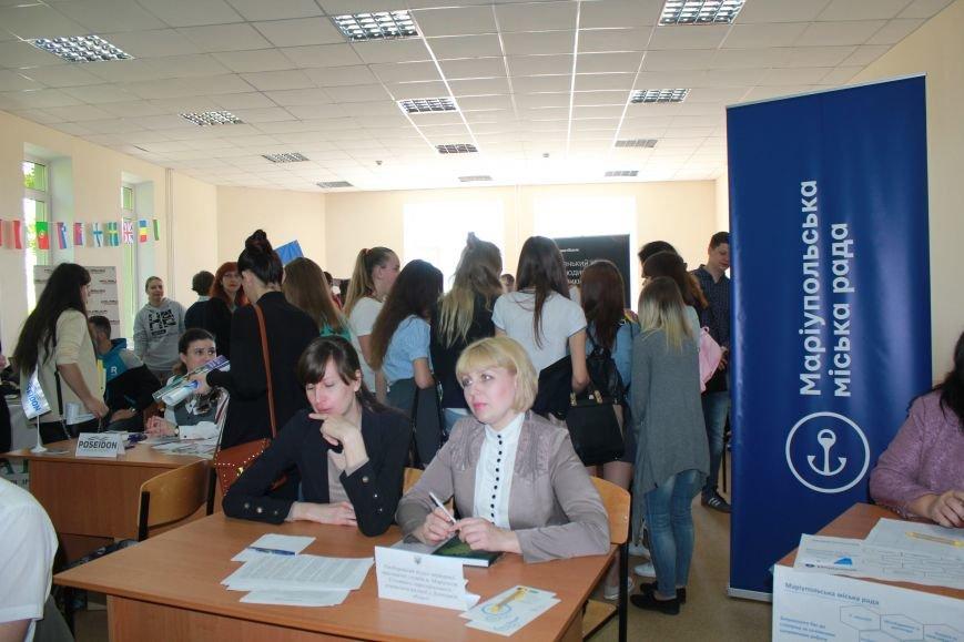 Представительство ЕС в Украине помогало найти работу мариупольским студентам (ФОТО), фото-6