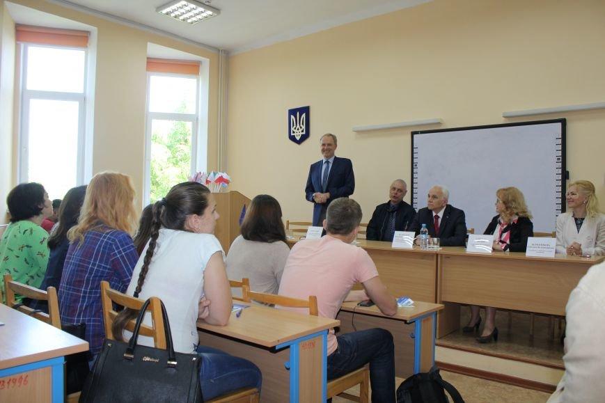 Представительство ЕС в Украине помогало найти работу мариупольским студентам (ФОТО), фото-2
