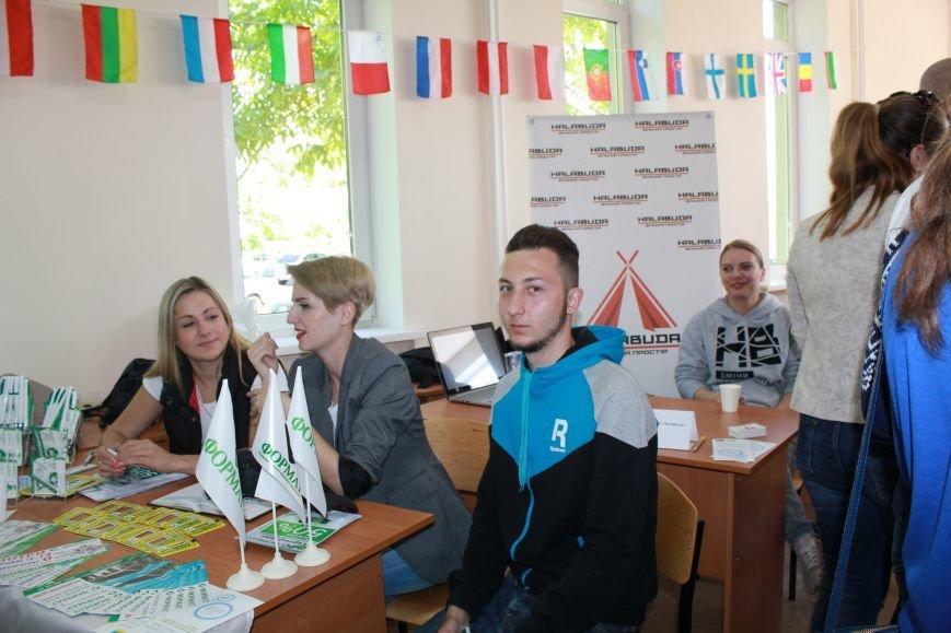Представительство ЕС в Украине помогало найти работу мариупольским студентам (ФОТО), фото-7