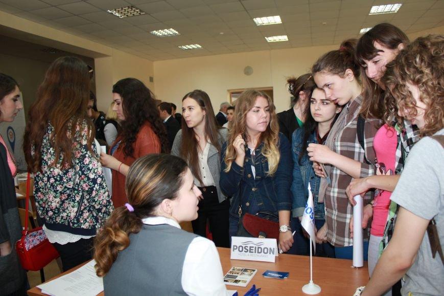 Представительство ЕС в Украине помогало найти работу мариупольским студентам (ФОТО), фото-8