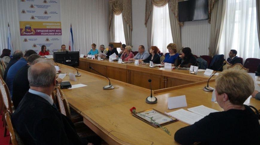 В Ялте состоялось пленарное заседание Общественной палаты  (17)