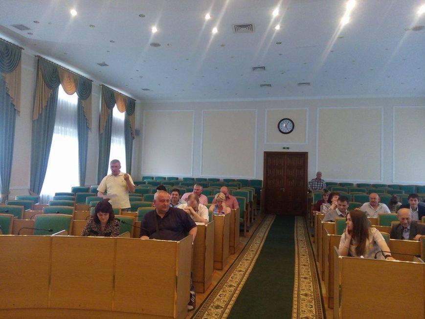На засіданні Громадської ради обговорили статус мотобольного стадіону, фото-2