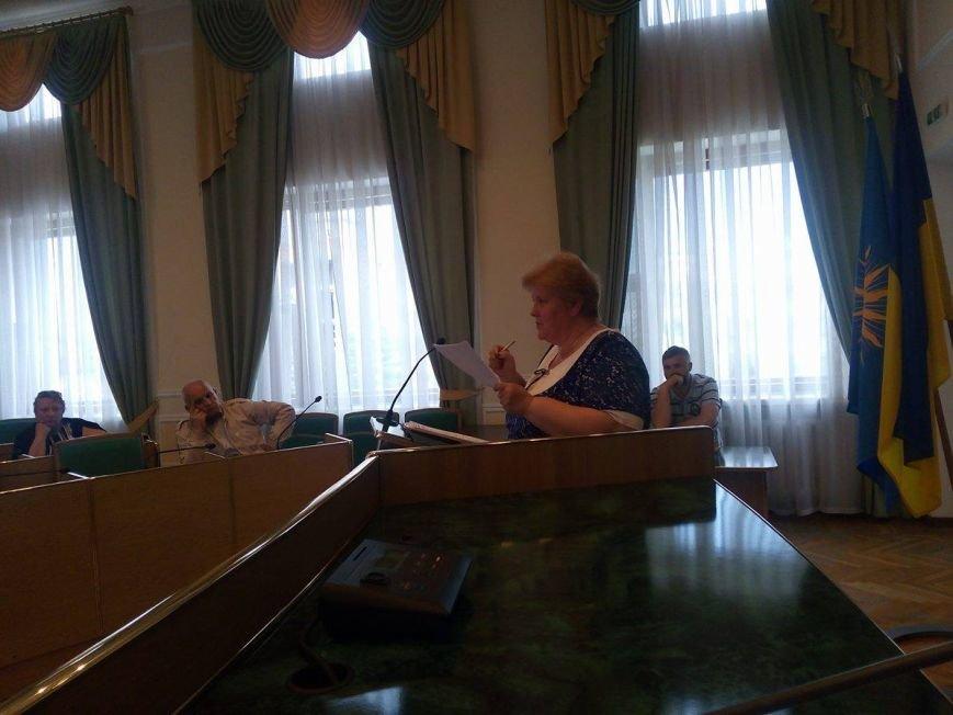 На засіданні Громадської ради обговорили статус мотобольного стадіону, фото-3