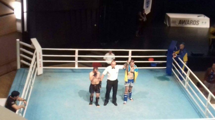 Золото у чемпіонаті з кікбоксингу за Павлом Кондратовим, фото-2