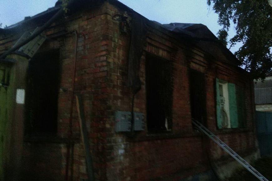 В Харькове горел частный дом: есть погибшие (ФОТО), фото-1
