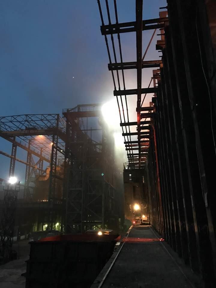Завершено строительство новой ЛЭП на Авдеевку — АКХЗ впервые за три года заработал на полную мощность (ФОТО), фото-1