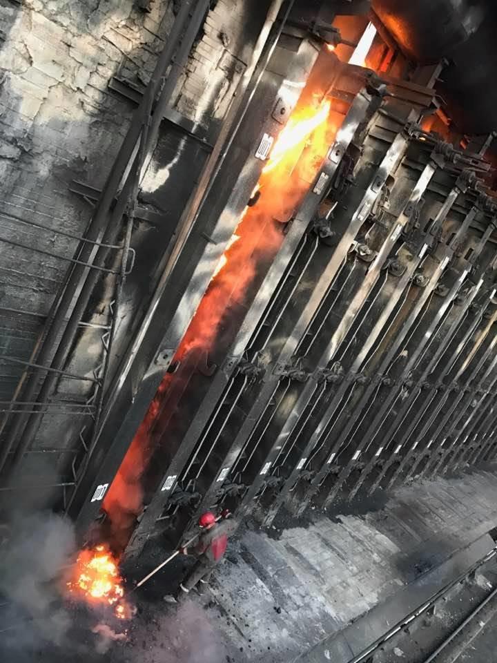 Завершено строительство новой ЛЭП на Авдеевку — АКХЗ впервые за три года заработал на полную мощность (ФОТО), фото-3