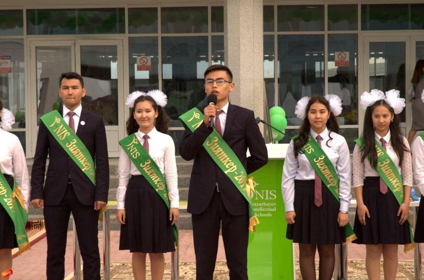 Назарбаев Интеллектуальная Школа проводила своих первых выпускников, фото-19