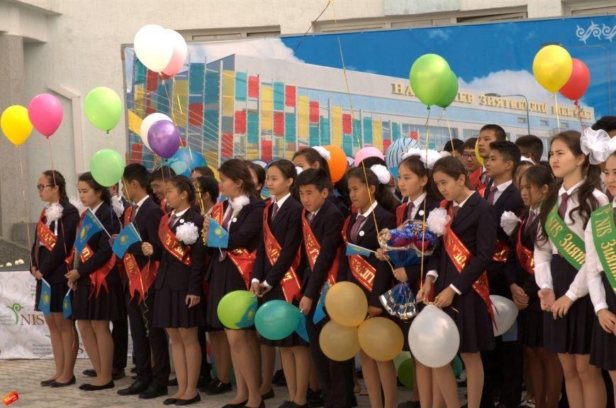 Назарбаев Интеллектуальная Школа проводила своих первых выпускников, фото-18