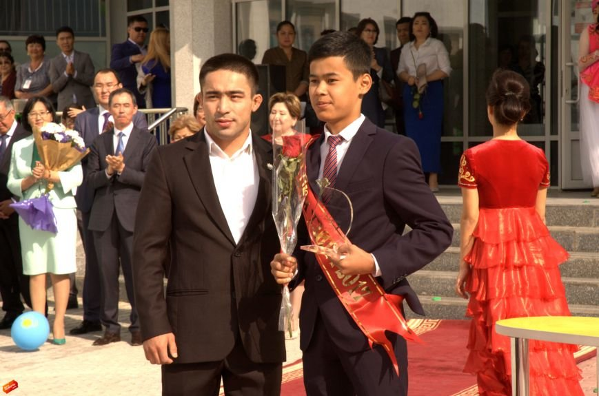 Назарбаев Интеллектуальная Школа проводила своих первых выпускников, фото-14
