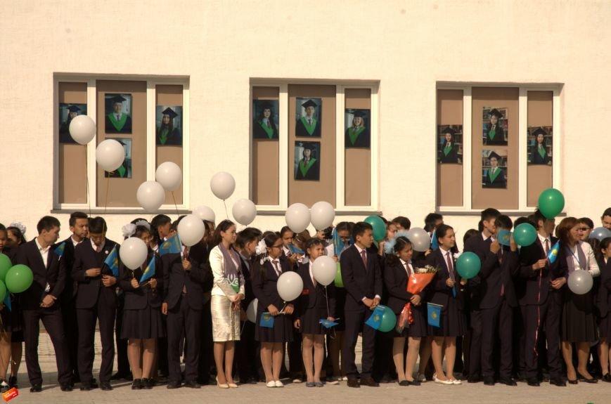 Назарбаев Интеллектуальная Школа проводила своих первых выпускников, фото-8
