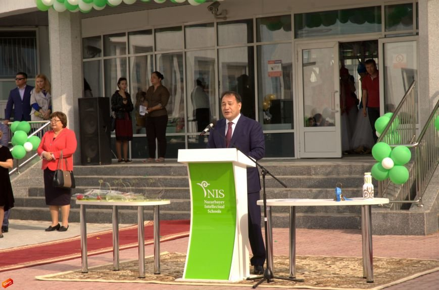 Назарбаев Интеллектуальная Школа проводила своих первых выпускников, фото-1