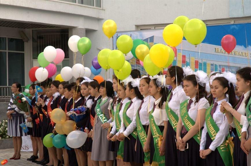 Назарбаев Интеллектуальная Школа проводила своих первых выпускников, фото-4