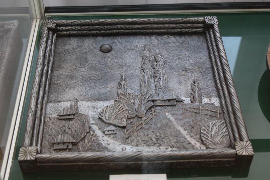 В Мариуполе мастера ковки поздравили с юбилеем и открытием выставки (ФОТО), фото-2