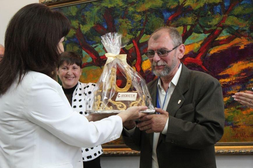 В Мариуполе мастера ковки поздравили с юбилеем и открытием выставки (ФОТО), фото-15