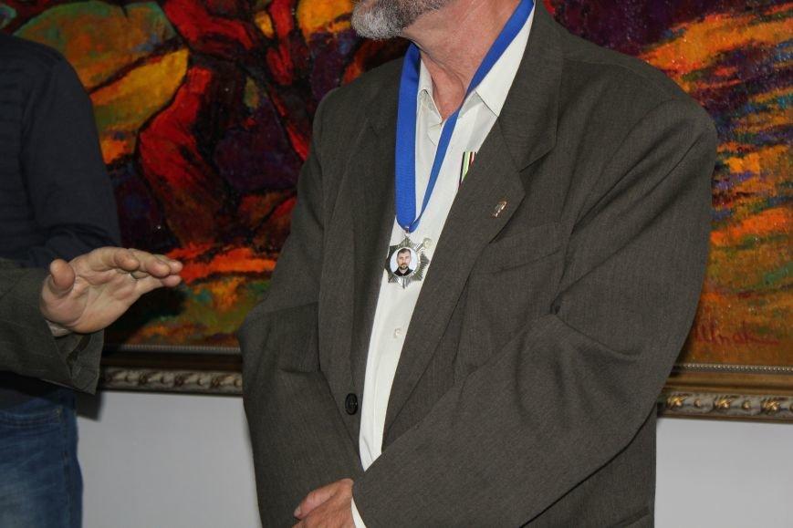 В Мариуполе мастера ковки поздравили с юбилеем и открытием выставки (ФОТО), фото-9