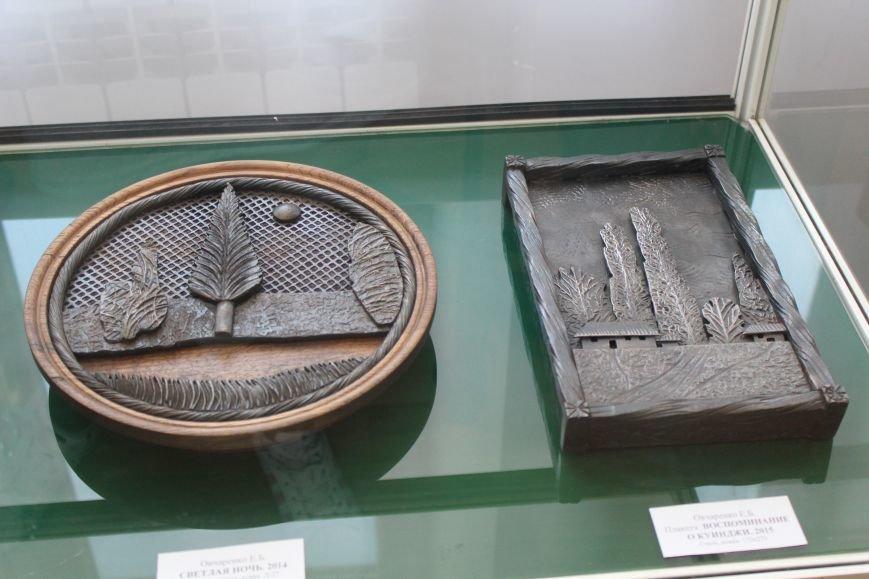 В Мариуполе мастера ковки поздравили с юбилеем и открытием выставки (ФОТО), фото-3