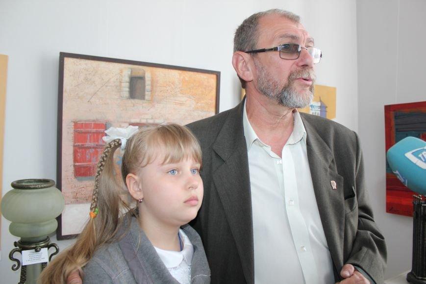 В Мариуполе мастера ковки поздравили с юбилеем и открытием выставки (ФОТО), фото-11