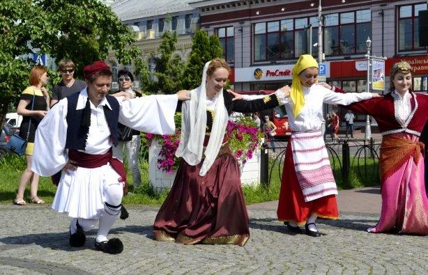 День Киева-2017: программа праздничных мероприятий