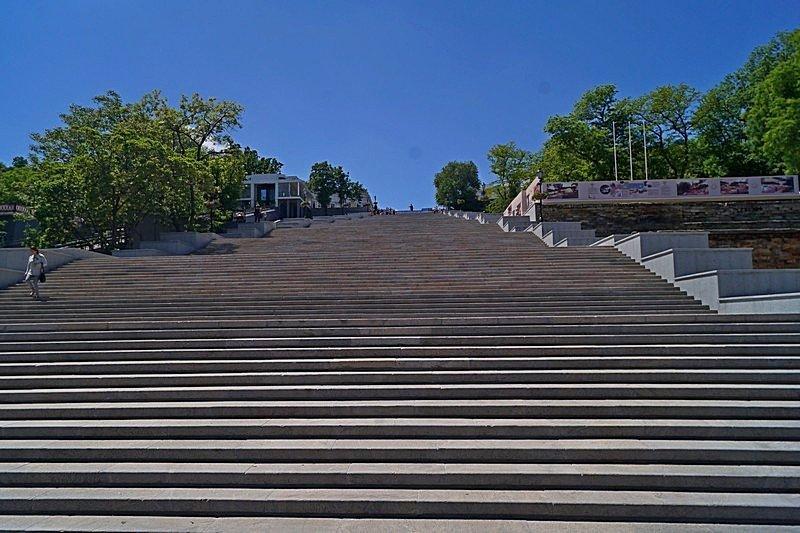 Готовность номер один: что происходит на Потемкинской лестнице перед визитом верховного главнокомандующего (ФОТО), фото-27