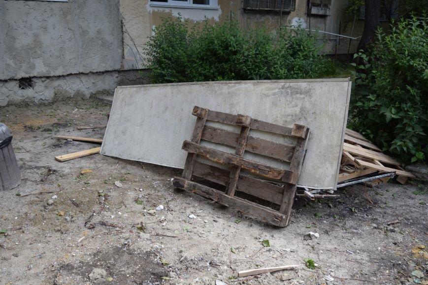 В Симферополе остановили строительство парковки на ул. Дм. Ульянова (ФОТО), фото-2
