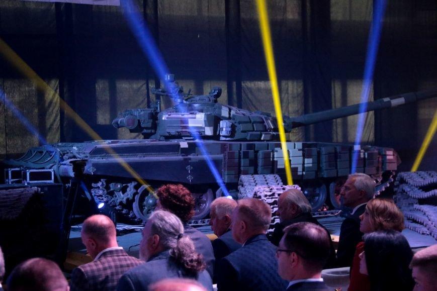 Як у Львові відзначали День Європи на бронетанковому заводі: фоторепортаж, фото-9