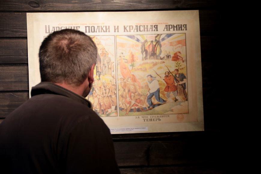 У Львові відкрили виставку, на якій можна побачити антирелігійні радянські плакати: фоторепортаж, фото-3