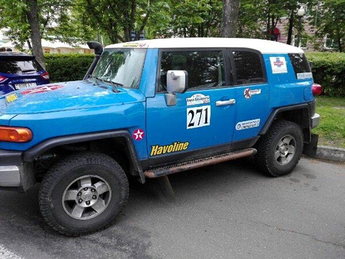 Полоцк готовится к ралли: фоторепортаж с выставки спортивных автомобилей на площади Скорины, фото-12