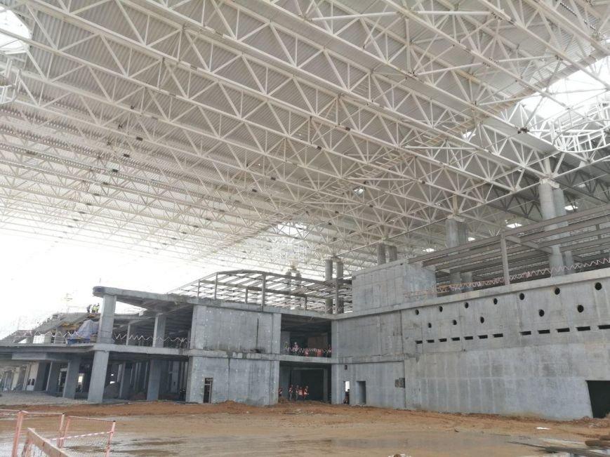 """Строительство нового терминала аэропорта """"Симферополь"""" в разгаре (ФОТО), фото-6"""