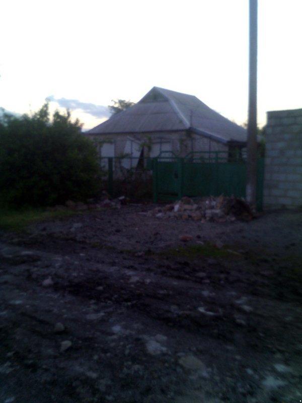 В Красногоровке снаряд боевиков взорвался между больницей и техникумом (ФОТО, ВИДЕО), фото-6