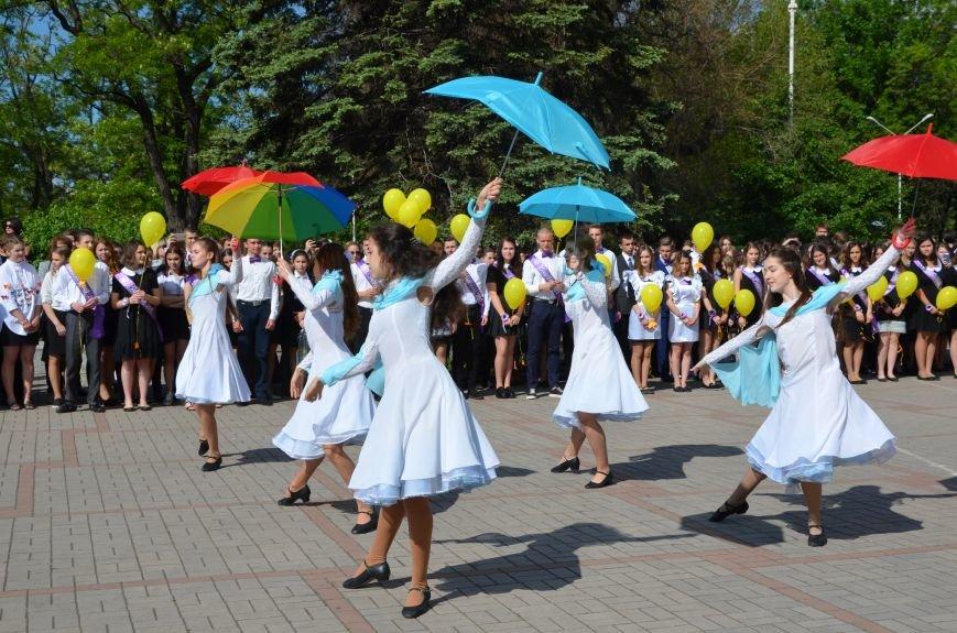 Последний звонок в Мариуполе: танцы, слезы и шаг во взрослую жизнь (ФОТО+ВИДЕО), фото-24
