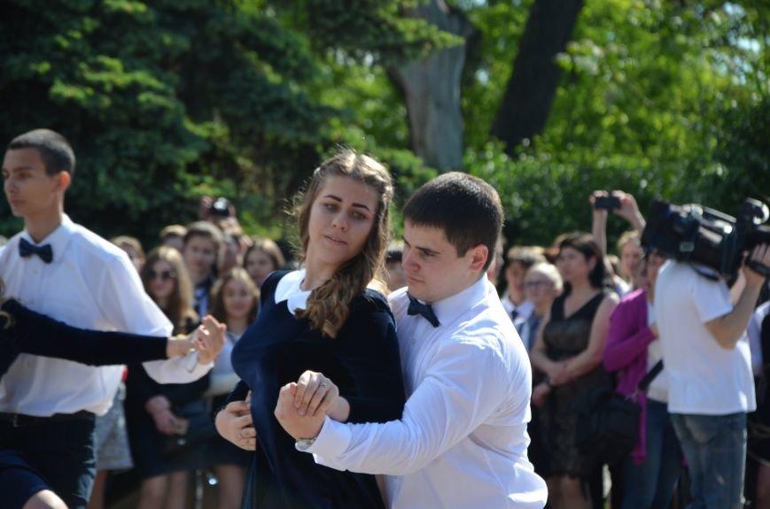 Последний звонок в Мариуполе: танцы, слезы и шаг во взрослую жизнь (ФОТО+ВИДЕО), фото-38