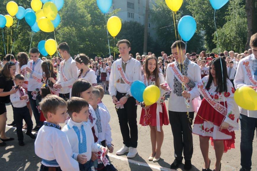 У львівських школах пролунав останній дзвоник (ФОТО), фото-16