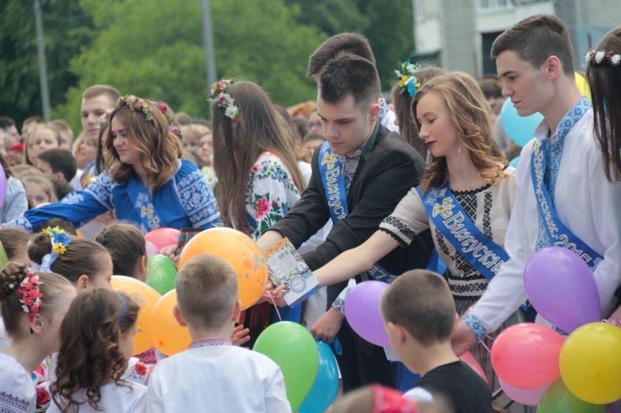 У львівських школах пролунав останній дзвоник (ФОТО), фото-8