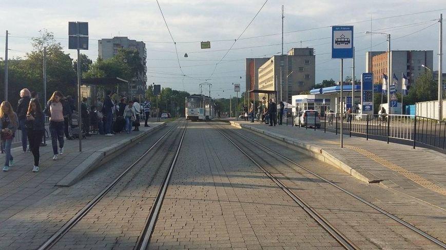 Будь в курсі: трамваї на Сихів курсують за скороченим маршрутом (ФОТО), фото-1