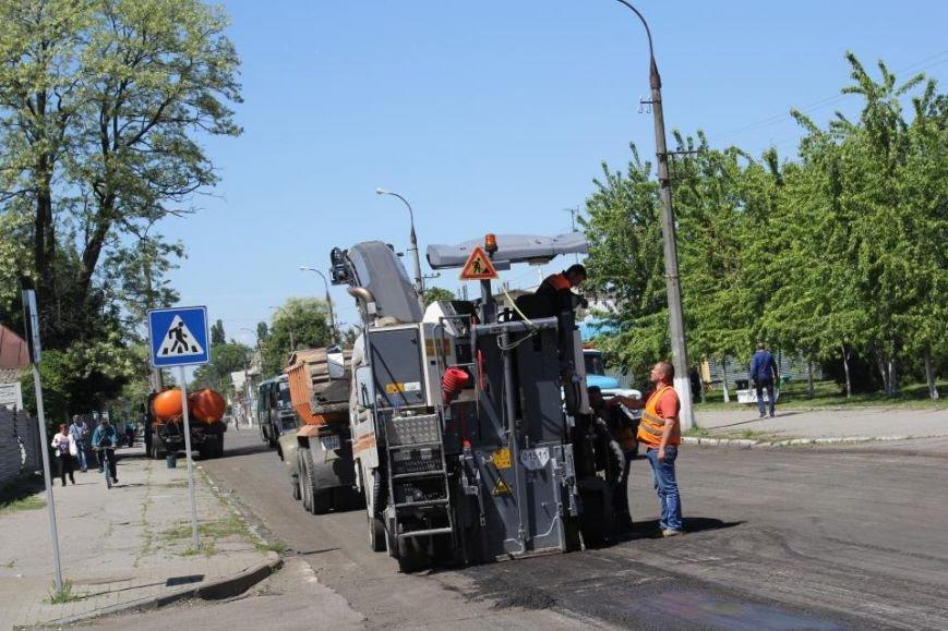 Ремонт дороги по улице Приходько закончат через три недели (ВИДЕО), фото-1