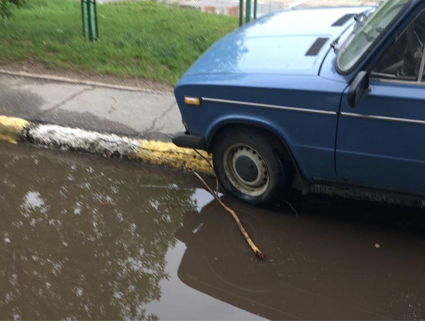 Ураган наломал дров в Ульяновске. ФОТО, фото-3