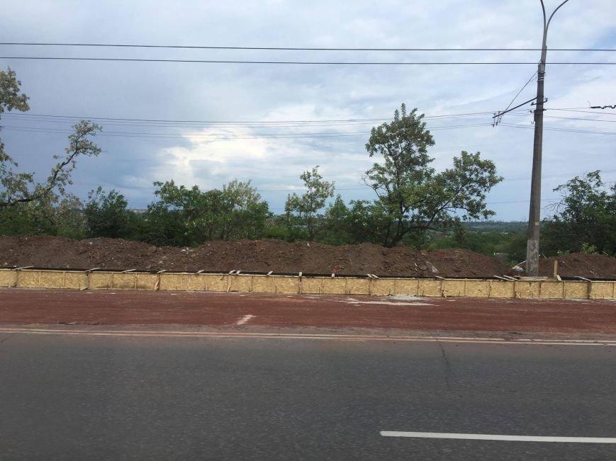 Мэр проверил, как идет ремонт дороги в Кривом Роге, на которую область выделила 65 миллионов (ФОТО), фото-8