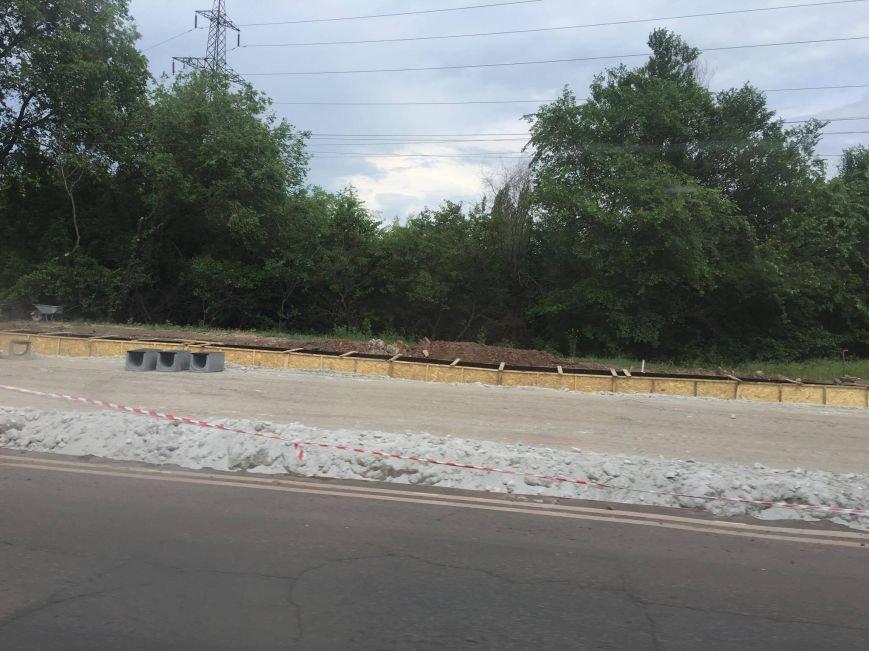Мэр проверил, как идет ремонт дороги в Кривом Роге, на которую область выделила 65 миллионов (ФОТО), фото-13