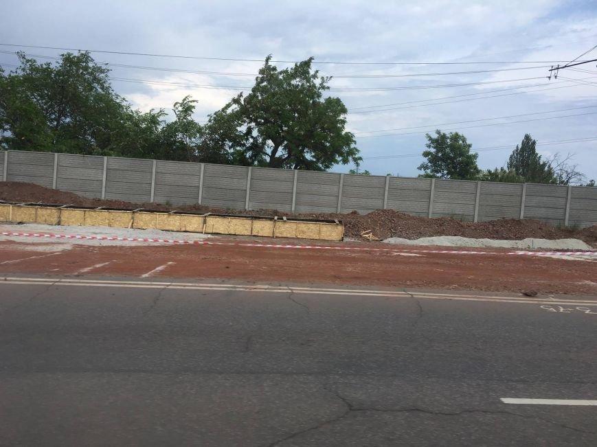 Мэр проверил, как идет ремонт дороги в Кривом Роге, на которую область выделила 65 миллионов (ФОТО), фото-6