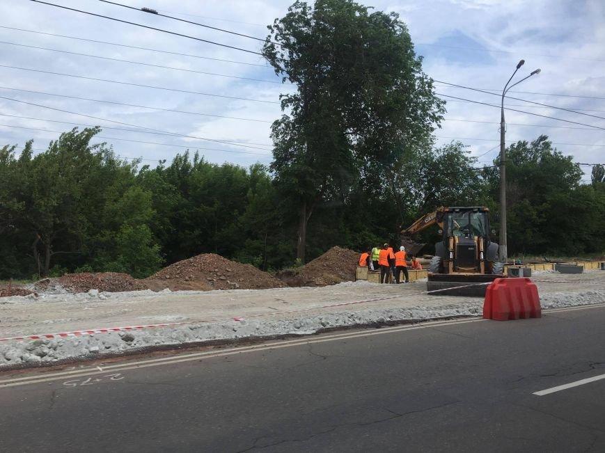 Мэр проверил, как идет ремонт дороги в Кривом Роге, на которую область выделила 65 миллионов (ФОТО), фото-18