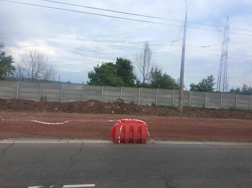 Мэр проверил, как идет ремонт дороги в Кривом Роге, на которую область выделила 65 миллионов (ФОТО), фото-7